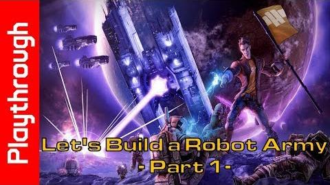 Let's Build a Robot Army - Part 1