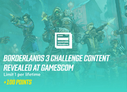 B3 challenge content