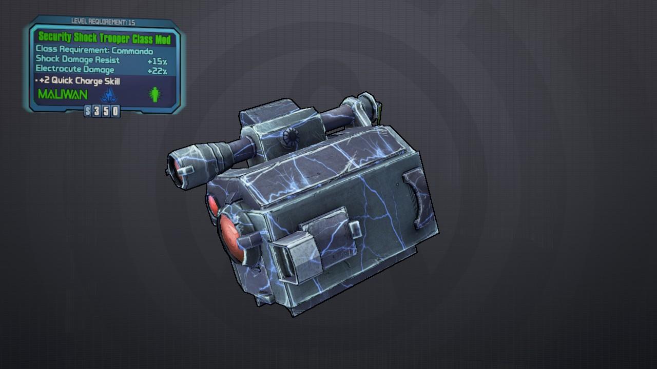Shock Trooper (class mod)