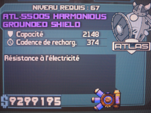 Grounded Shield