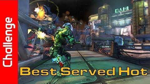 Best Served Hot