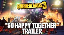 """Borderlands 3 - """"So Happy Together"""" Trailer"""