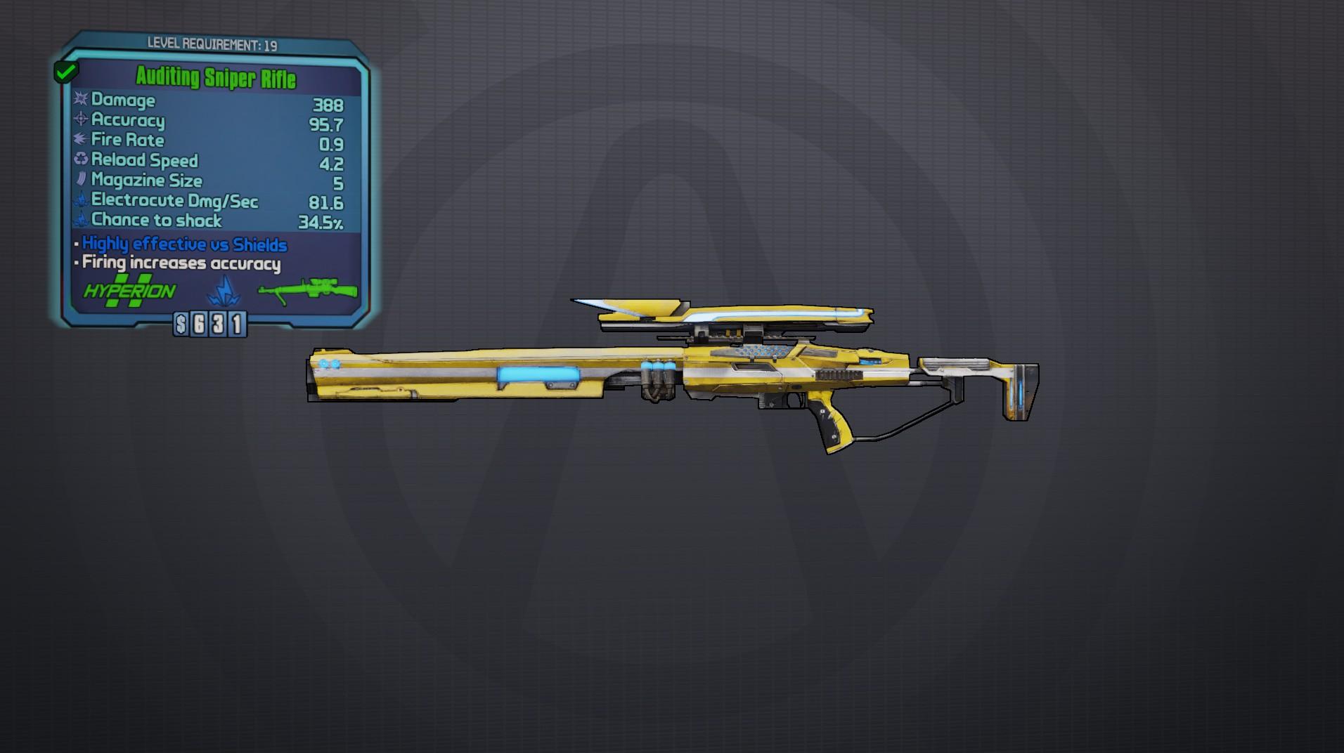 Sniper Rifle (Title)