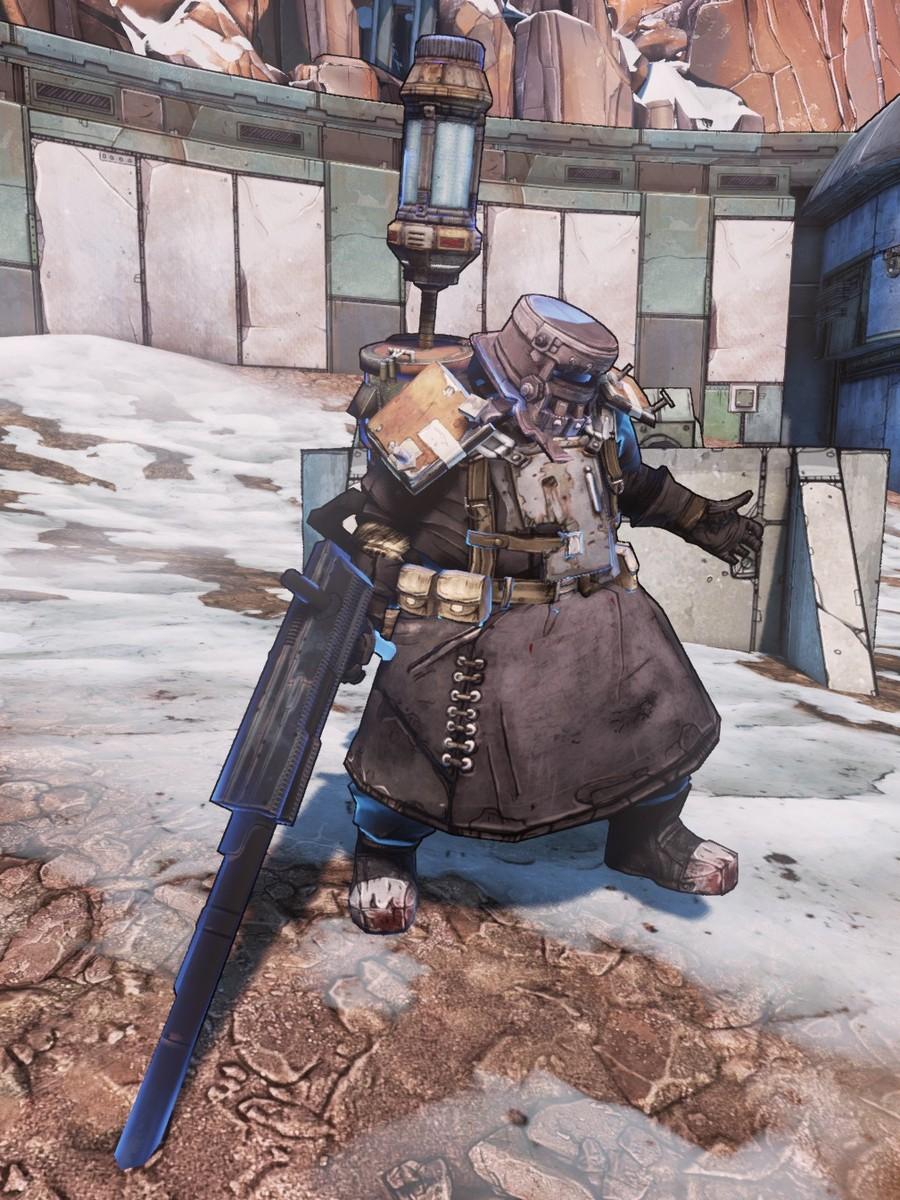Digistruct Blaster Nomad