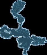 Southern Shelf Map Tex
