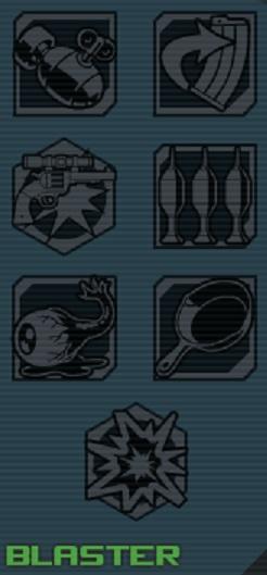 Blaster (skill tree)