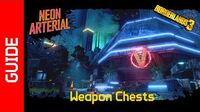 Neon Arterial Weapon Chests