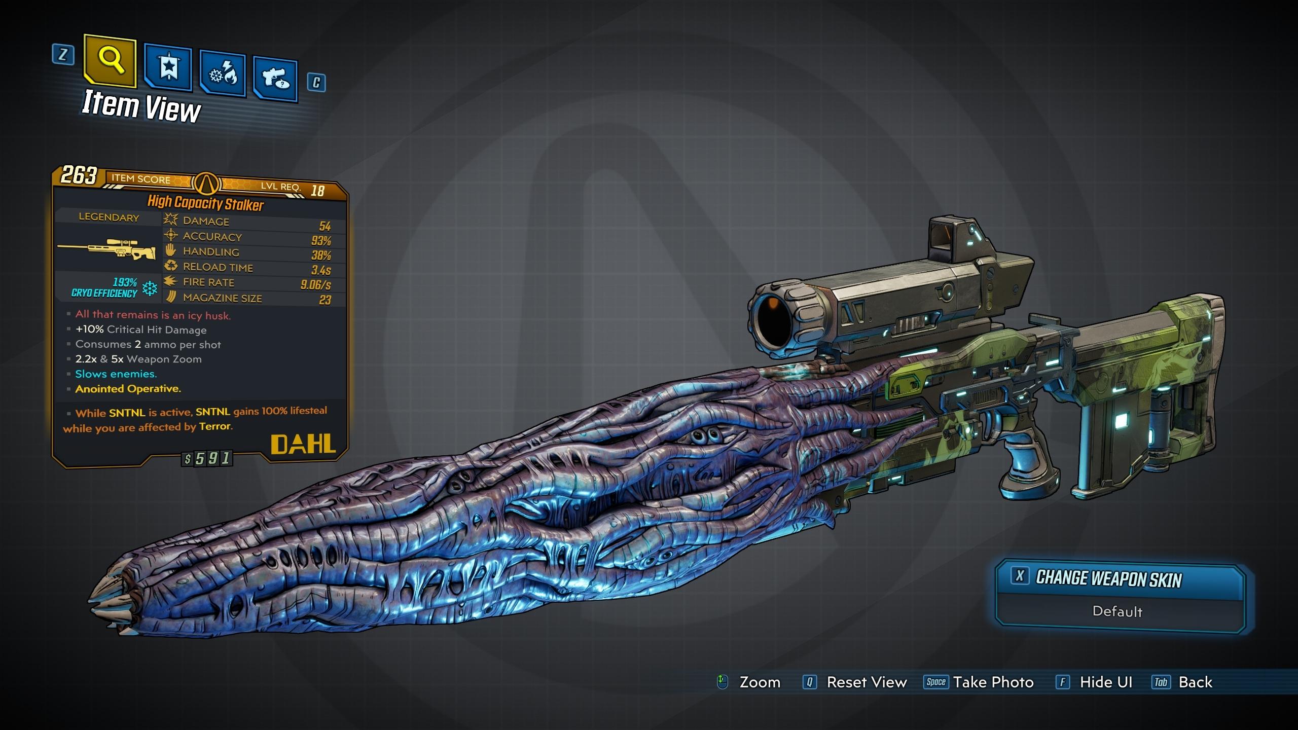 Stalker (sniper rifle)