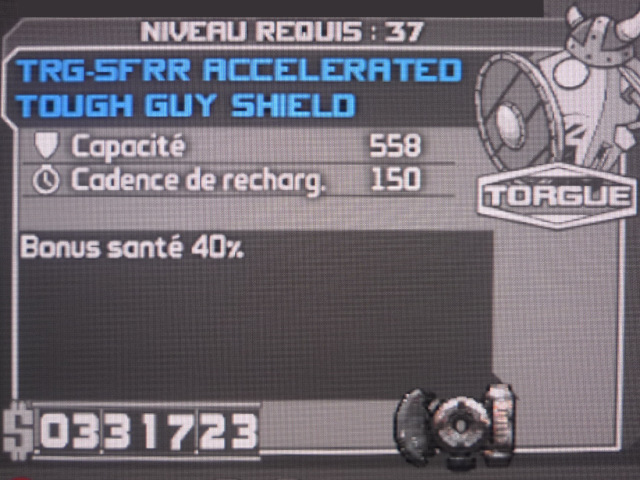 Tough Guy Shield