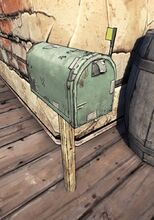 BL1 Mail Box