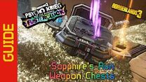 Sapphire's Run Weapon Chests Guide
