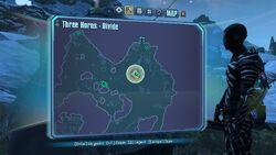 Echo2 map