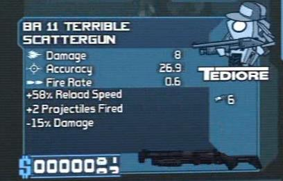 Scattergun (Borderlands)