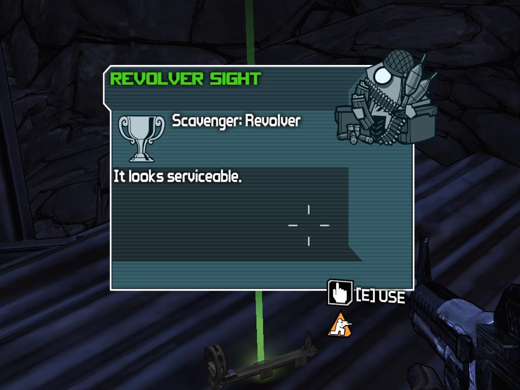 Scavenger: Revolver