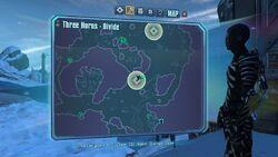 Echo1 map