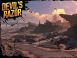 Devil's Razor
