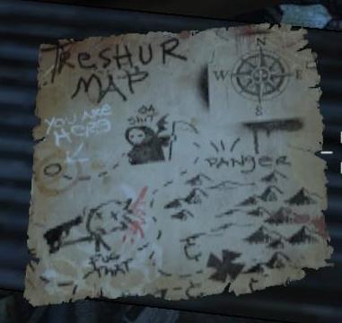 Bandit Treasure: X Marks the Spot