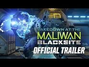 Borderlands 3 - Takedown at the Maliwan Blacksite Official Trailer