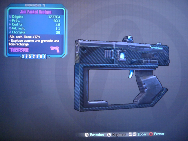 Handgun (Tediore)