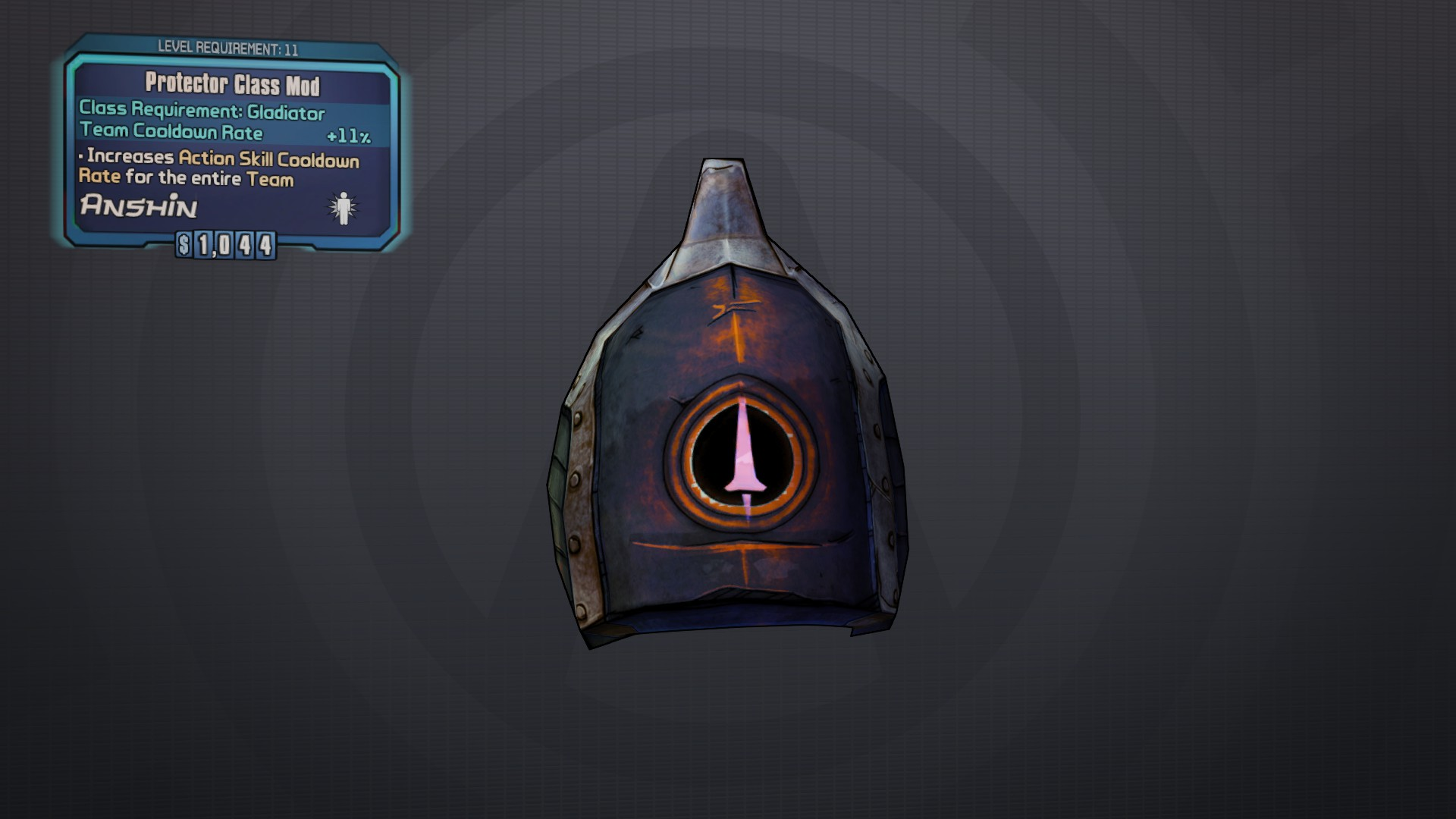 Protector (class mod)