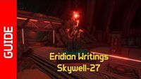 Skywell 27 Eridian Writings