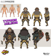 Typhon concept art 5