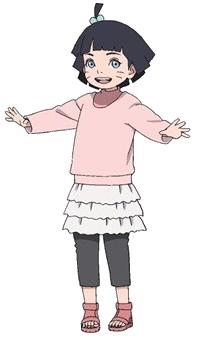 Himawari at age three.png