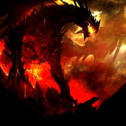 Grand hell dragon