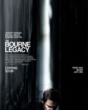 The Bourne Legacy Film The Bourne Directory Fandom