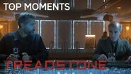 Treadstone Top Moments Season 1 Episode 2 Edwards Learns About Mind Control on USA Network
