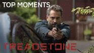 Treadstone Edwards And Haynes Team Up To Take On Carol Top Moment S1 Ep6 on USA Network