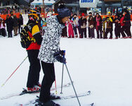 Lee-Min-ho-skiing