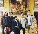 Cast-in-London