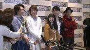 Hana Yori Dango The Musical conference - Astage