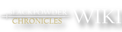 Blackpowder Chronicles Wiki