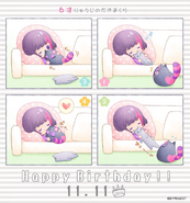 Ryuji Birthday 2020