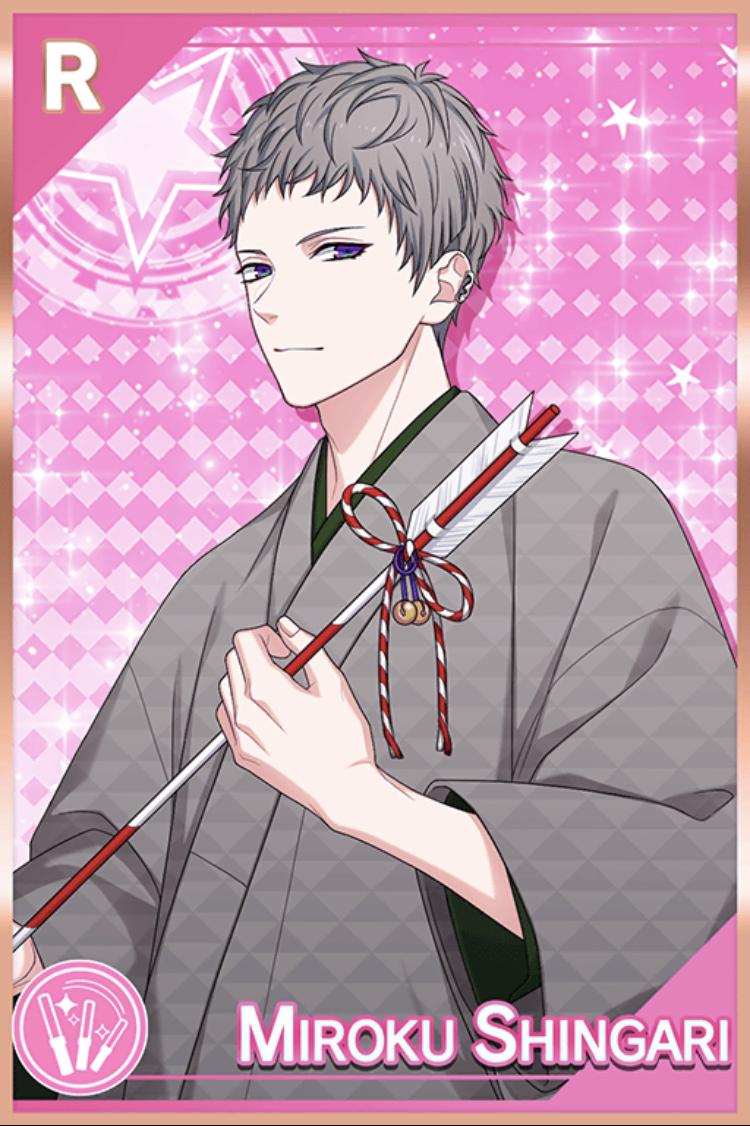R【New Year】Shingari Miroku