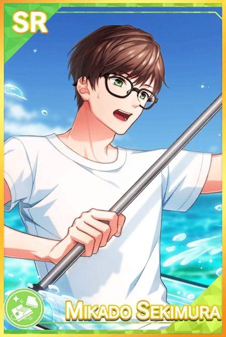 【Kayak】Sekimura Mikado