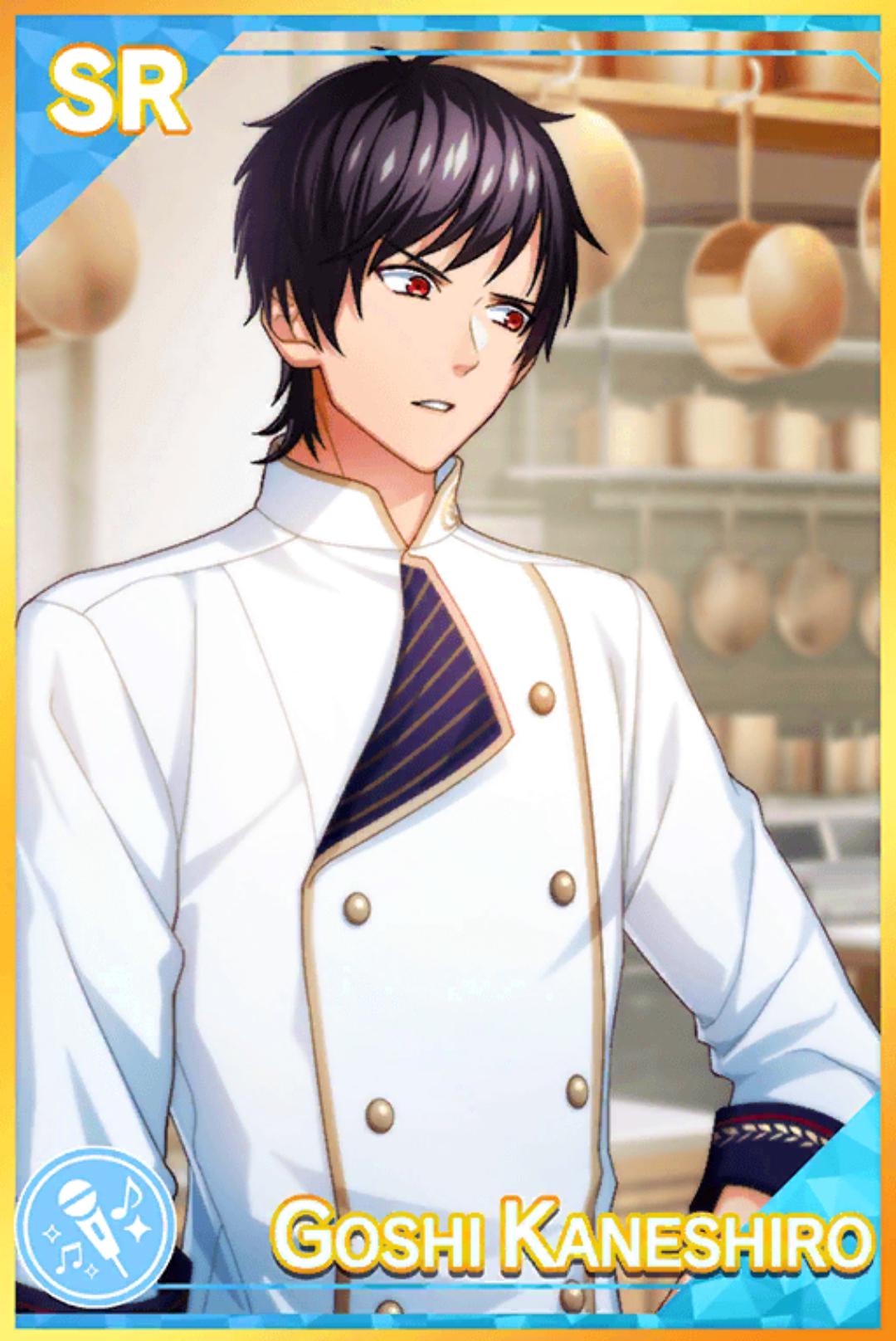 【Dangerous Chef】Kaneshiro Goshi