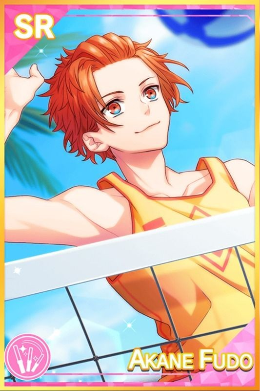 【Beach Volleyball】Fudo Akane