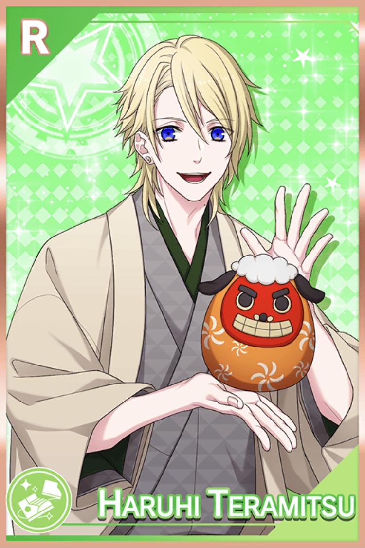 R【New Year】Teramitsu Haruhi
