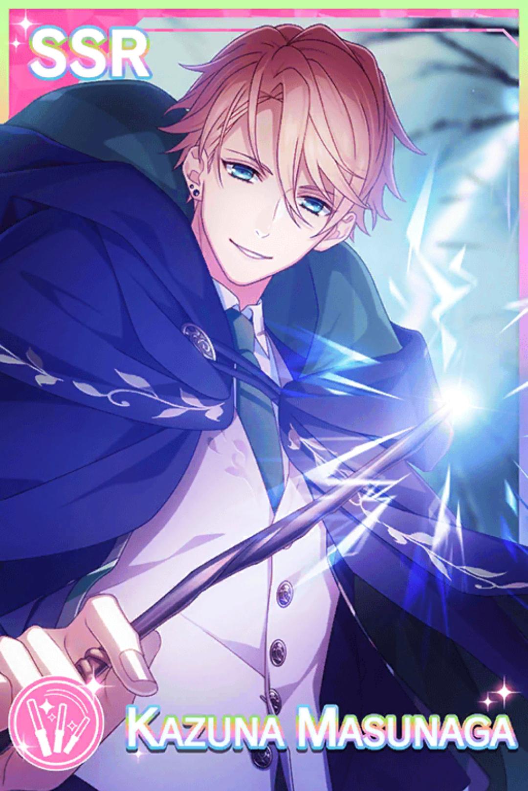 【The Wizarding Academy】Masunaga Kazuna