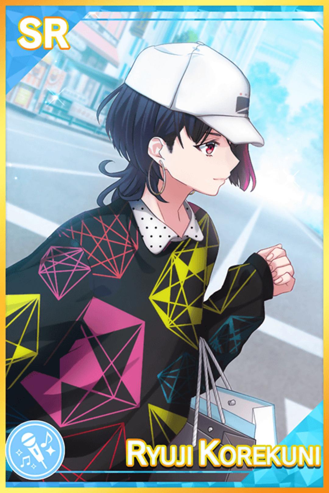 【Coordinate】Korekuni Ryuji