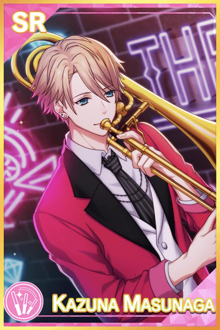 【MUSIC】Masunaga Kazuna