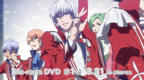 TVアニメ「B-PROJECT~鼓動*アンビシャス~」Blu-ray&DVD 第1巻発売告知CM 2016.8