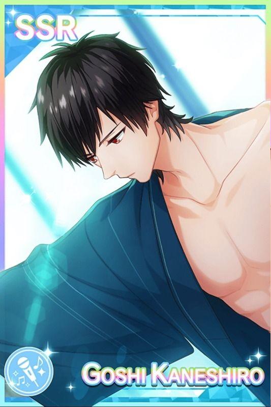【Dripping Water】Kaneshiro Goshi