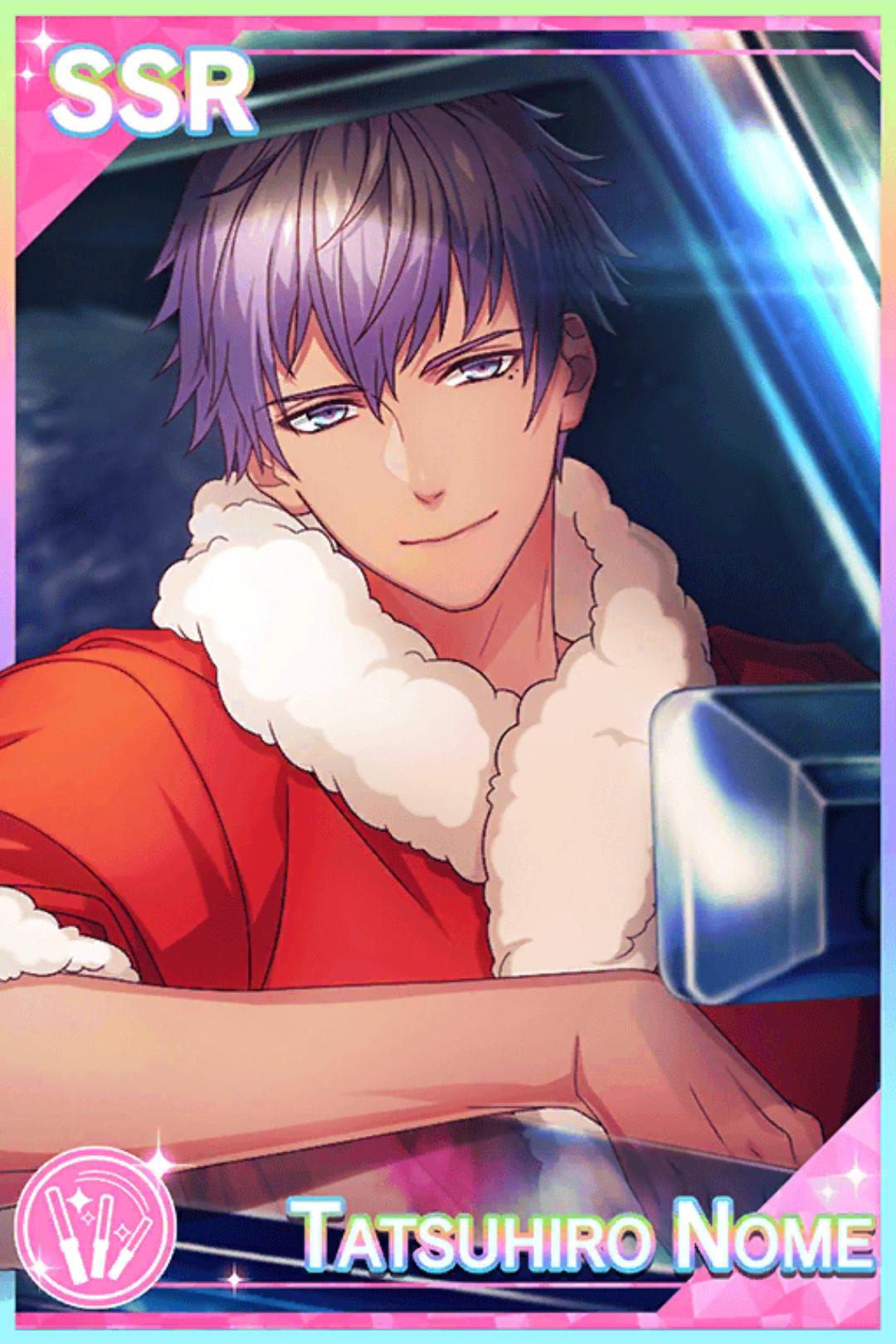 【Chivalrous Santa】Nome Tatsuhiro