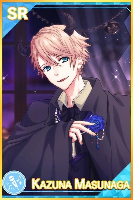 【Demon's Smile】Masunaga Kazuna