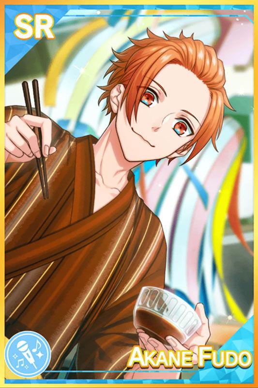 【Nagashi-Somen】Fudo Akane