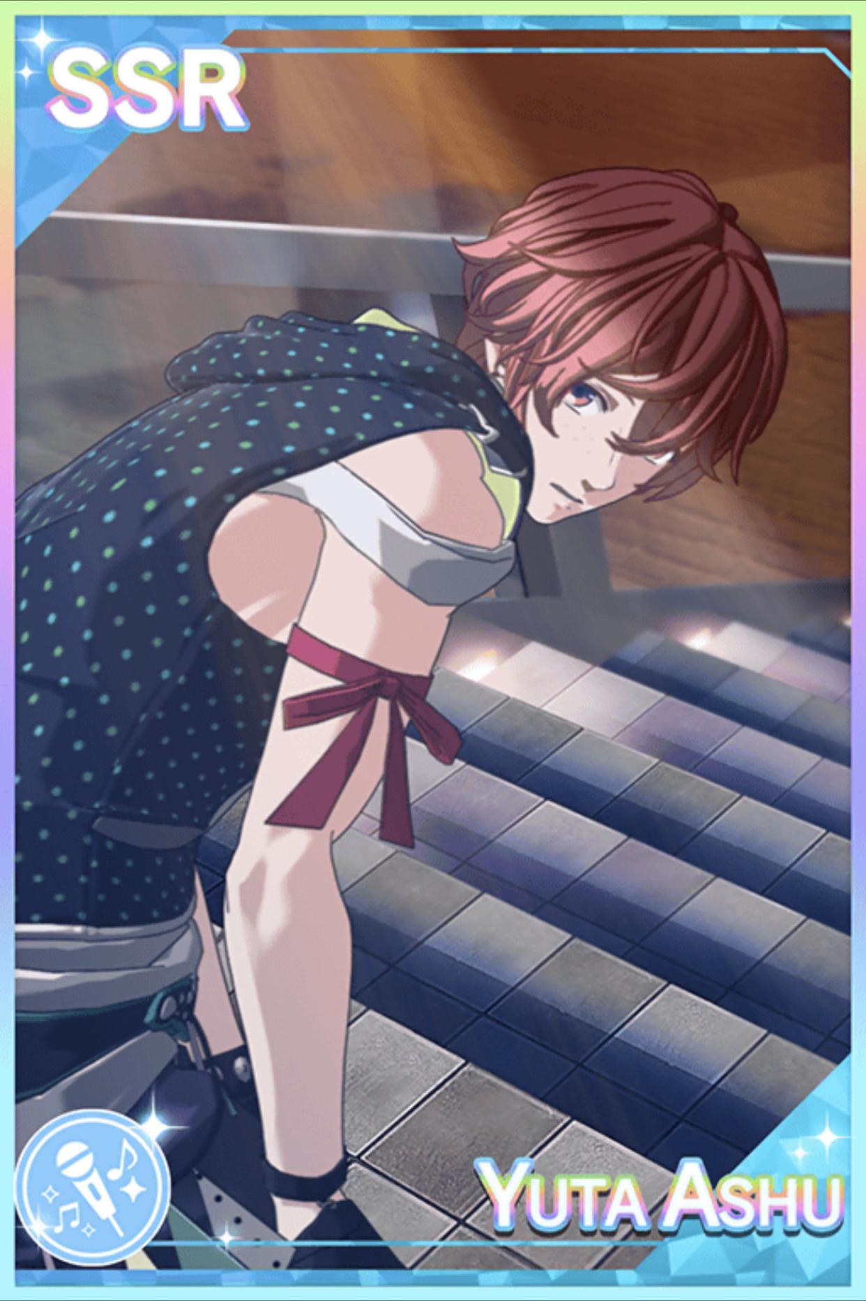 【Kaikan*Everyday OP】Ashu Yuta